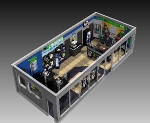 Motivo Display Solutions Tire Displays Amp Showrooms